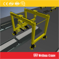Rubber Tire Gantry Crane 100t
