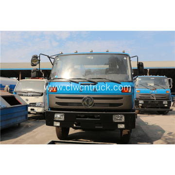 Economical dongfeng 10cbm skip waste truck for sale