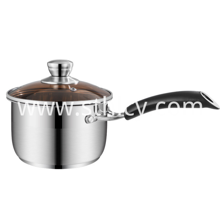 Stainless Steel Milk Pot4