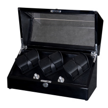 watch winder box with led