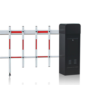220V 110V AC Intelligent Fence Barrier Gate