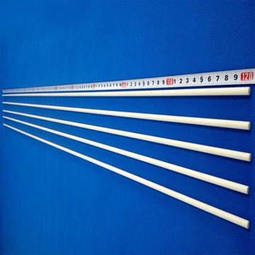 Extruded Wear Resistance Industrial Ceramic Al2O3 Rods