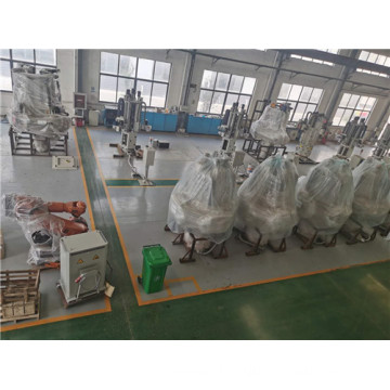 Factory Shell making robot for investment casting