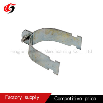 Sanitary Support System for Conduit &Pipe Clamp