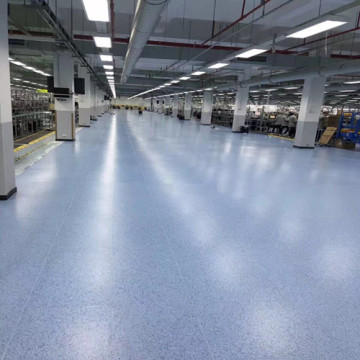 Workshop Anti-static PVC Floor