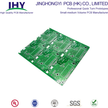 4 Layers FR4 94V0 ROHS HASL PCB Board