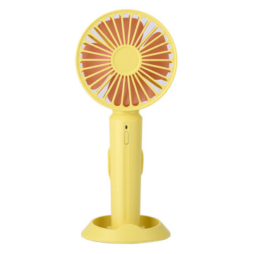 Portable Small Mini Fan Handy Rechargeable Fan
