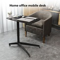 Mobile notebook computer desk