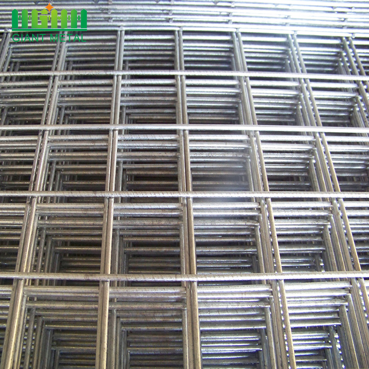Hot Sell Galvanized Welded Wire Mesh Panel Fence