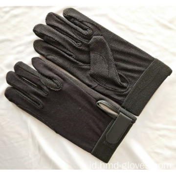 Tentu Grip Cotton Dots Marching Band Gloves