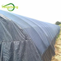 Light block greenhouse covering grid film