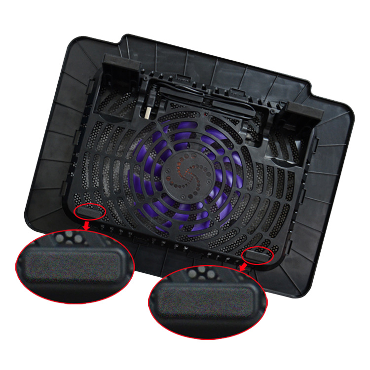 USB Super Ultra Thin Laptop Cooling Pad Notebook Radiator Fan Pad Notebook Cooling Pad Laptop Cooler Pad