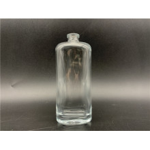 50ml square bottle round shoulder glass perfume bottle