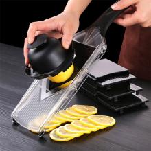 Lemon slices cut manually Grapefruit Orange household commercial fruit slicer Vegetable Julienne Cutter Lemon Slicing Tool