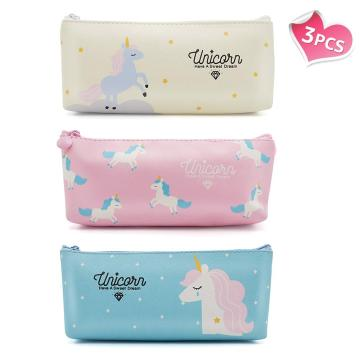UNICORN PU PENCIL CASE -0