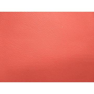 PU lamb pattern leather
