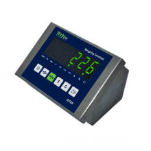 Portable Electronic Scales Stainless Steel Indicator