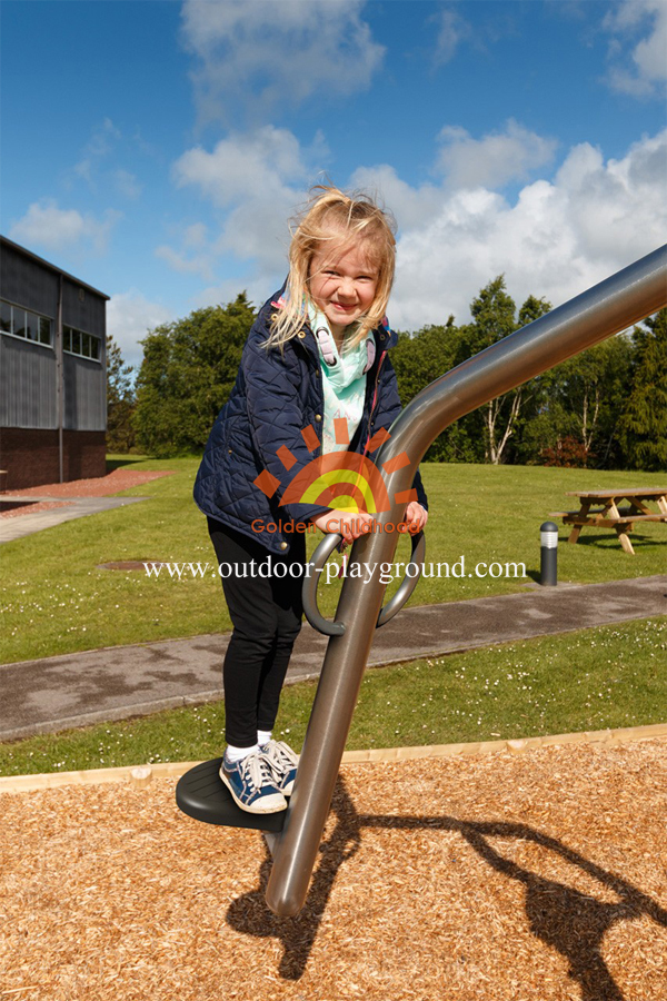 Children S Outdoor Dynamic Playground Equipment For Kids