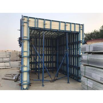 Steel Basket Timber Formwork - Timber Formwork