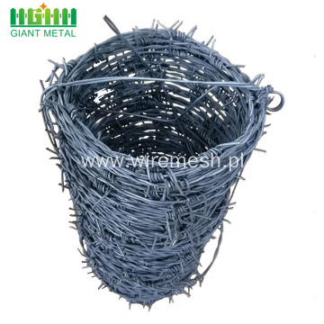 Wholesale Cheap Fence Barbed Wire Price Per Roll