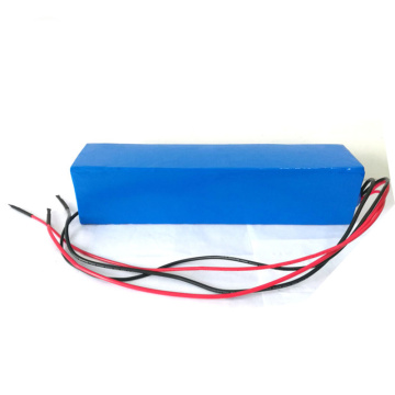 36V 12Ah Solar Light Battery Pack