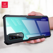 Case For OPPO Find X2 Neo Case XUNDD Shookproof Protective Cover Airbag Bumper Transparent Shell For OPPO Find X2 Lite Case