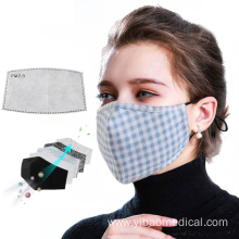 Adult Unisex Anti Dust Pollution Face Masks Reusable