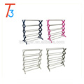 5 Tiers Shoe Rack Space Saving Shoe Tower Cabinet Storage Organizer