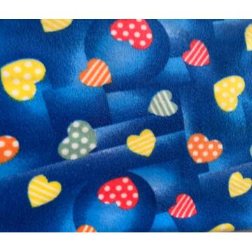 Spandex Two Sides Printing Fabric