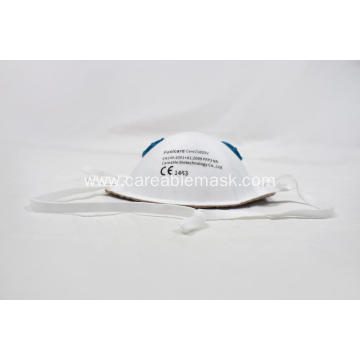 Double-Valved FFP3 Protective Mask CE Approved