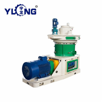 Sawdust wood pellet mill xgj yulong for sale
