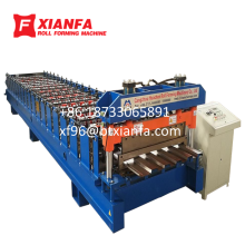 Galvanized Steel Sheet Container Deck Forming Machine