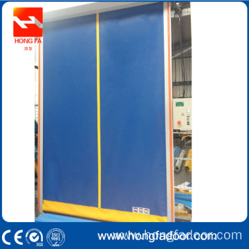 self repairing roll up door