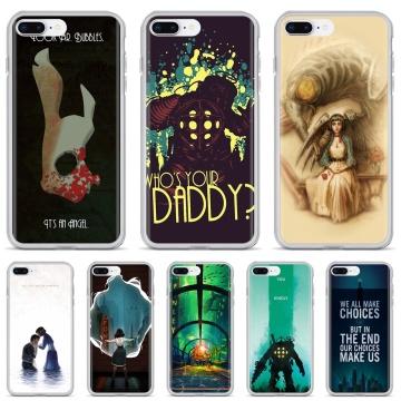 For Samsung Galaxy Note 3 4 5 8 9 S3 S4 S5 Mini S6 S7 Edge S8 S9 S10 Plus Bioshock Infinite House Fitzroy Silicone Skin Cover