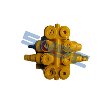XGMA Loader Parts 12C0222  Multi-way Valve Assembly