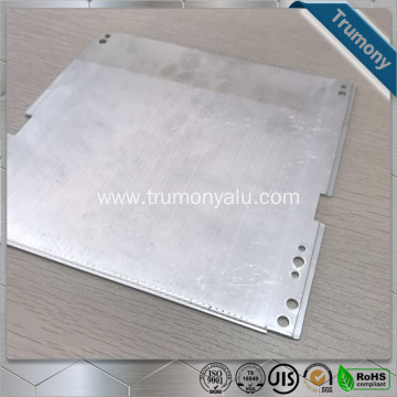 Flat Aluminum Heat Pipe with Work Fluid
