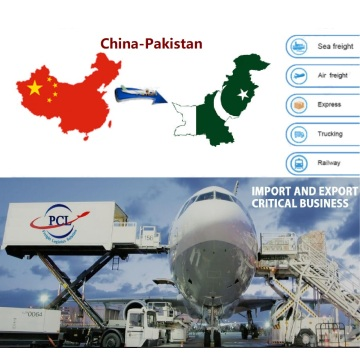 Charter flight to Pakistan 3 flights every week