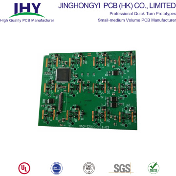 High Quality PCB Manufacturing Provide FR4 4 Layer 1.6mm and STM PCB Assembly Service with ROHS