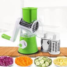 Manual Vegetable Cutter Slicer Multifunctional Slicer Potato Cheese Kitchen Gadgets Chopper Blades Kitchen Accessories