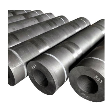 UHP HP 300mm Diameter Graphite Electrode Smelting