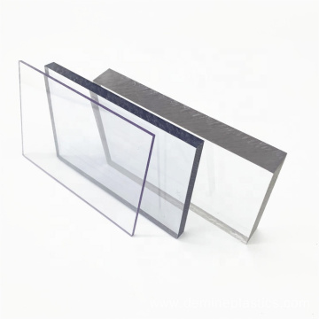 Polycarbonate solid sheet plastic perspex sheet