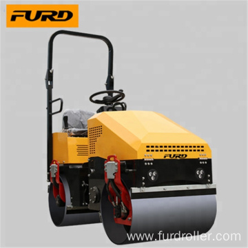Steel Wheel Vibrating Roller Compactor Sell to Japan FYL-890