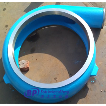 Slurry Pump Volute Liner