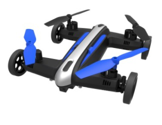 Flying car drone
