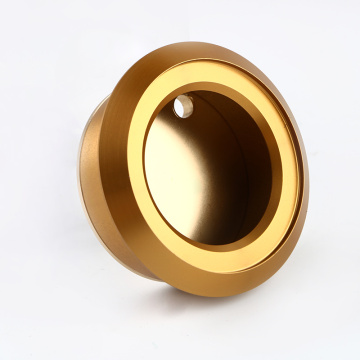Golden Aluminum Treble Shell