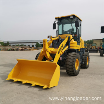 Small Front End Loader 1ton Wheel Loader