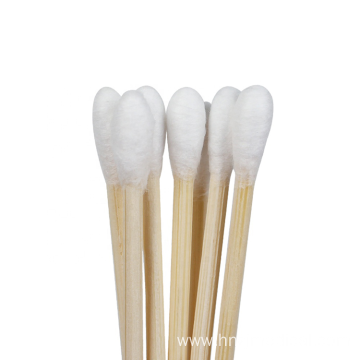 Medical Cotton Swab with Wooden Stick