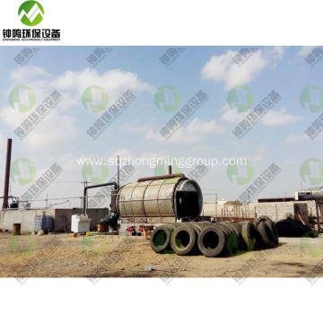 Tyre Car Pyrolysis Oil Composition Content