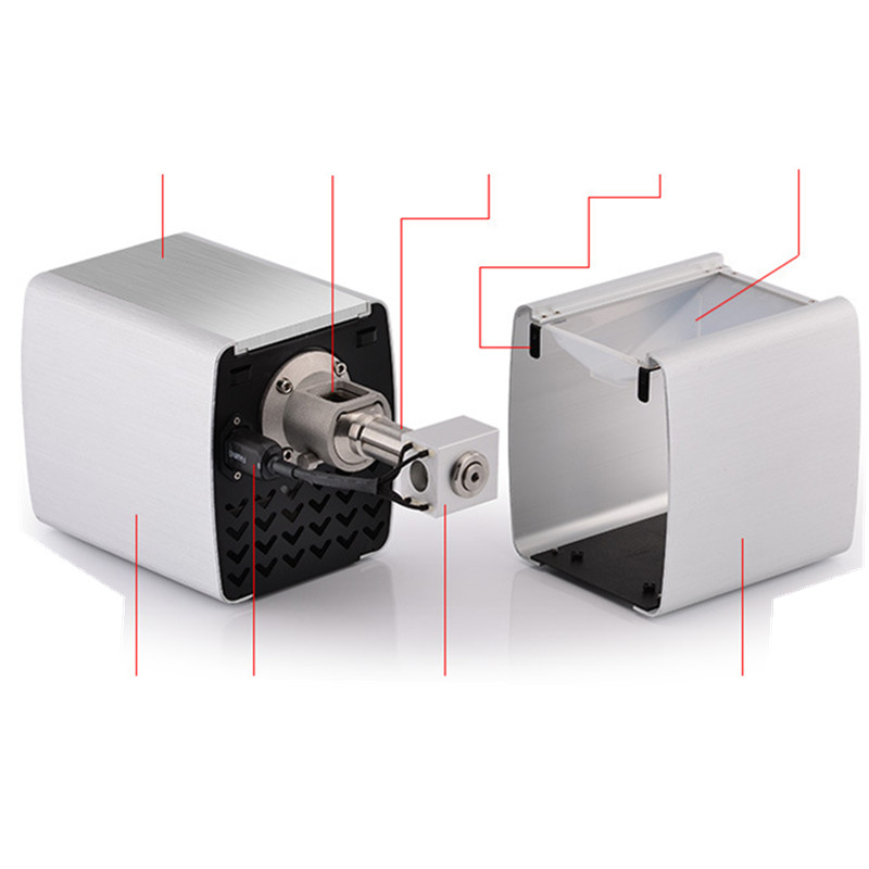 Mini Seed Oil Extraction Machine 110V/220V Small Electric Heat Cold Peanut Sesame Soybean Almond Oil Press Machine