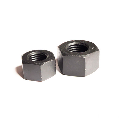 Heavy Hex Nuts Zinc Plated Coarse Thread A563